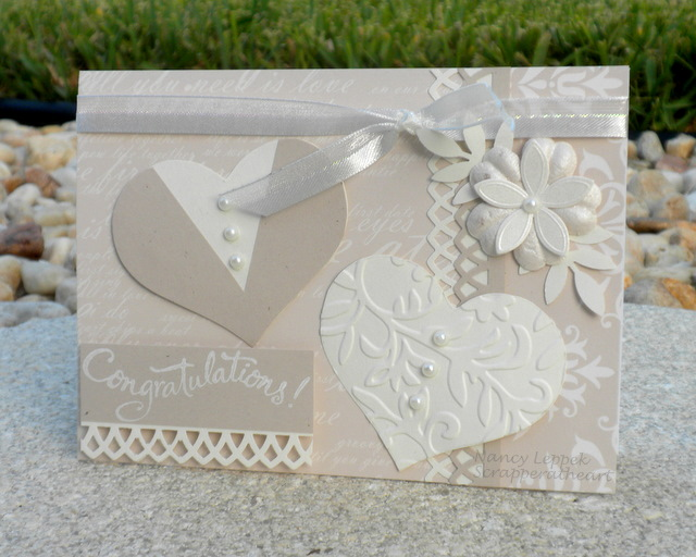 how to make wedding cards