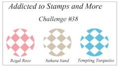 Challenge #38 Colours