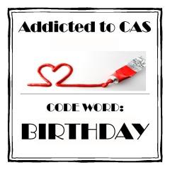 ATCAS - code word birthday