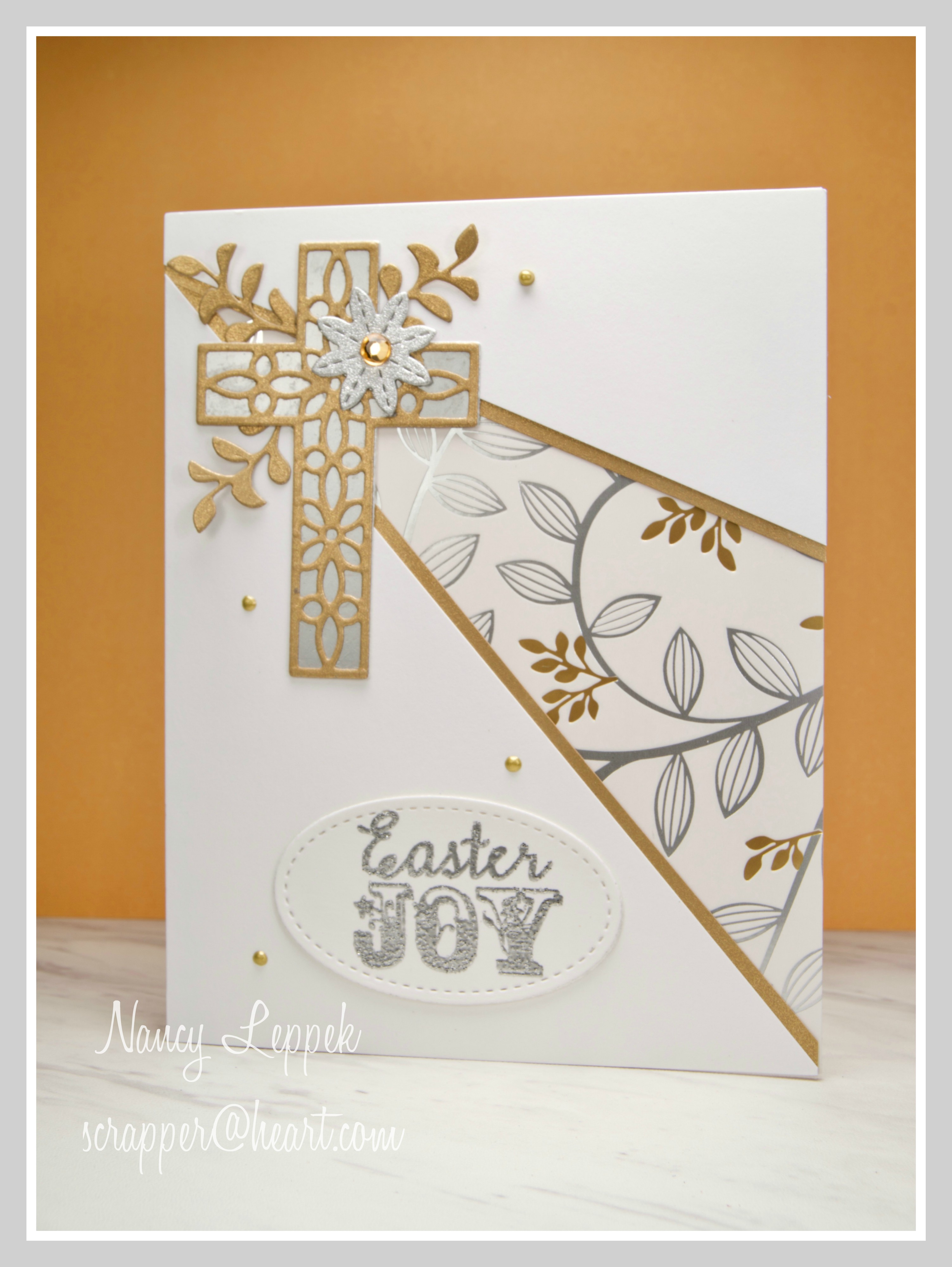 A little late easter joy scrapperheart hello i failed to post this card yesterday as planned but i am in luck as the tic tac toe challenge that i planned on entering it in is still open stopboris Gallery