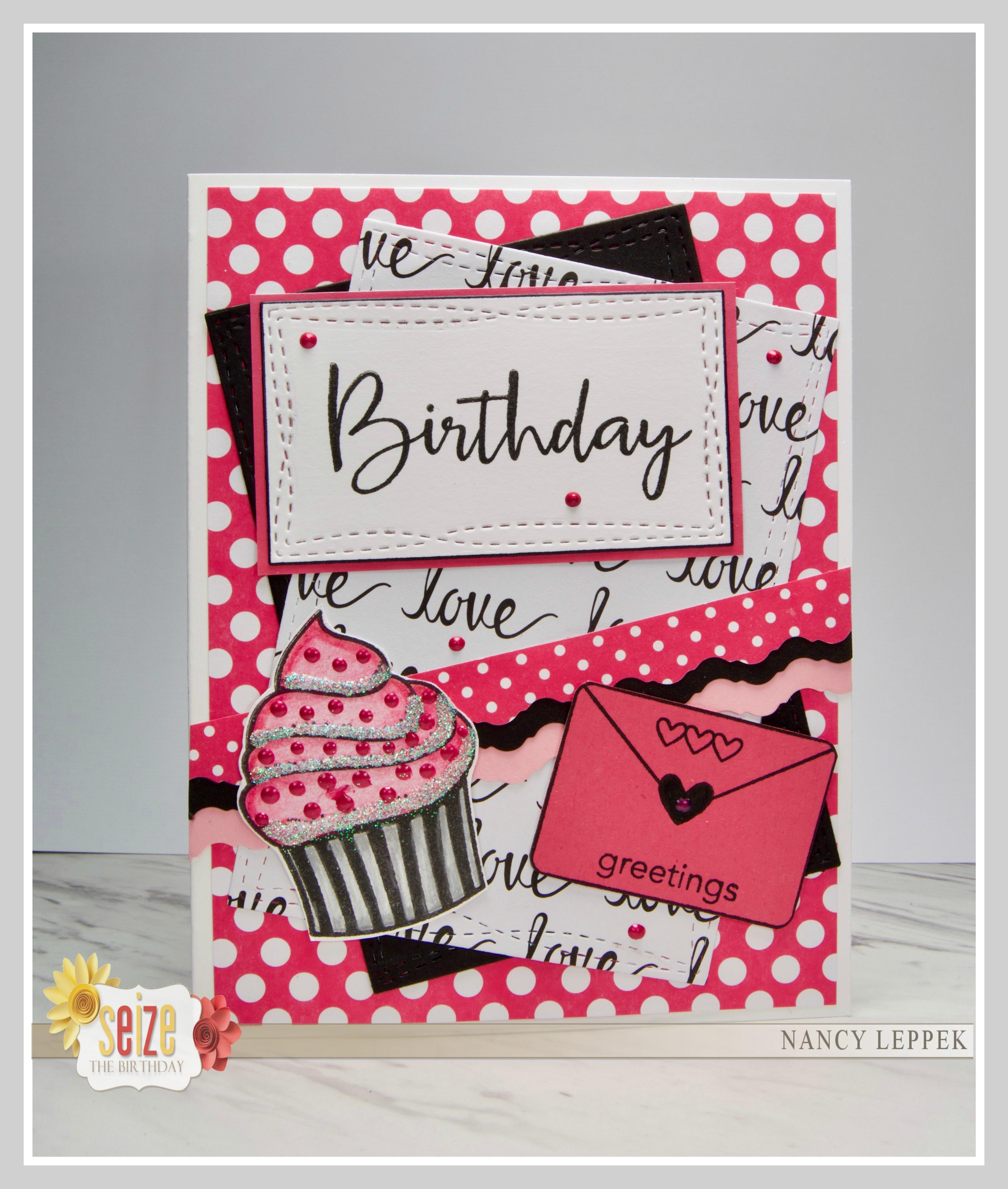 Birthday Greetings Scrapperheart